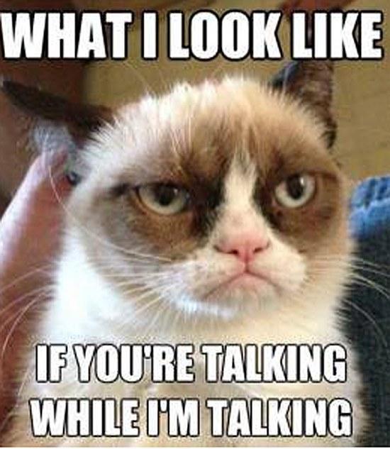 talkingwhiletalking