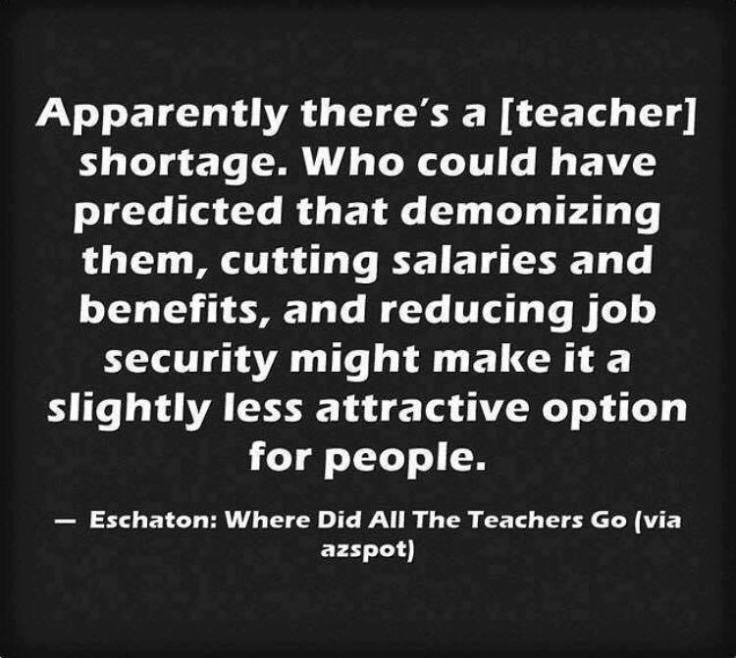 teachershortage